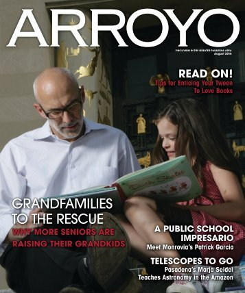 Arroyo August 2018
