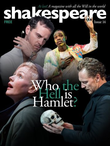 Shakespeare Magazine 14