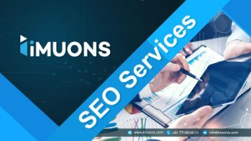 iMUONS - Best SEO Service to Build Global Presence