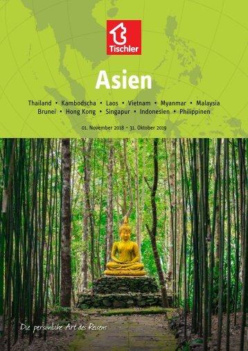 Tischler Reisen - Asien 2018-19