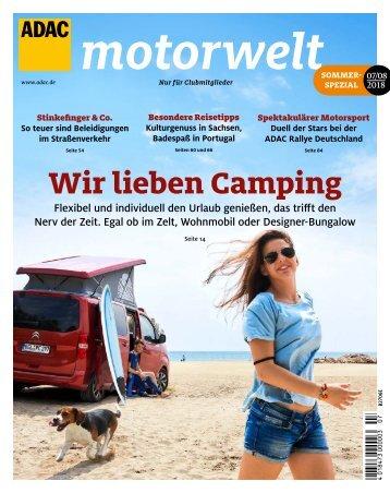 ADAC-Motorwelt - 7-8-2018