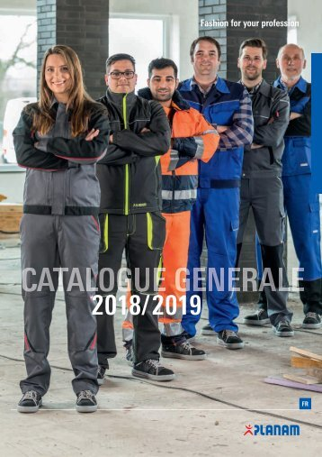 Planam Catalogue Generale 2018/2019