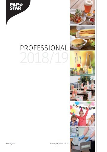 PAPSTAR Professional 2018/2019