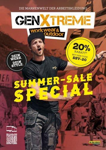 GenXtreme Summer-Sale Special