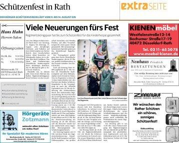 Schützenfest in Rath  -09.08.2018-