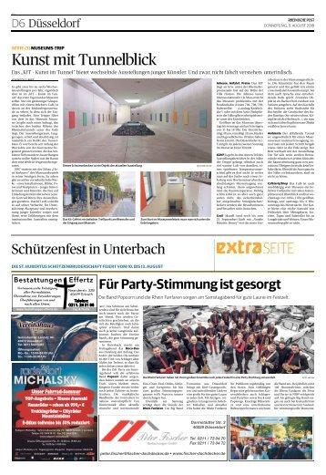 Schützenfest in Unterbach  -09.08.2018-