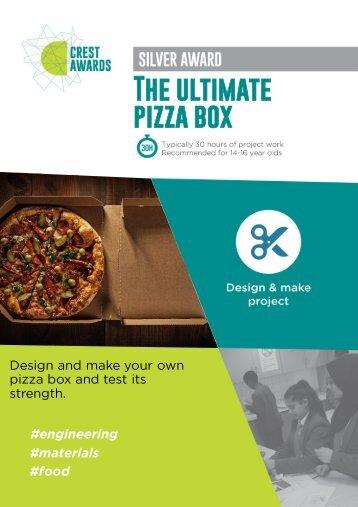 The ultimate pizza box