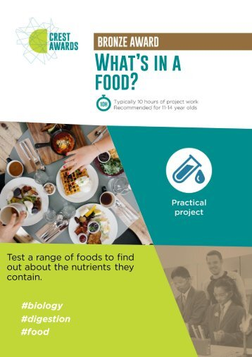 What's in food