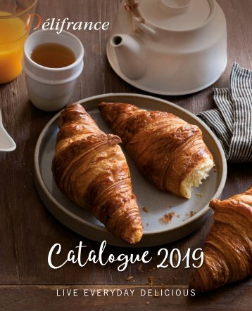 Delifrance Catalogue 2019