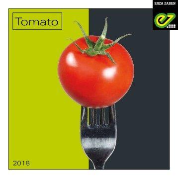 Tomato brochure 2018