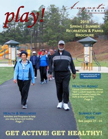 2018 Spring Summer Brochure