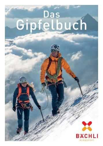 Gipfelbuch - Bächli Bergsport