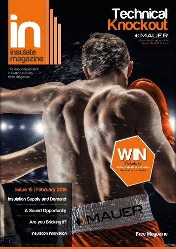 Insulate Magazine Issue 15