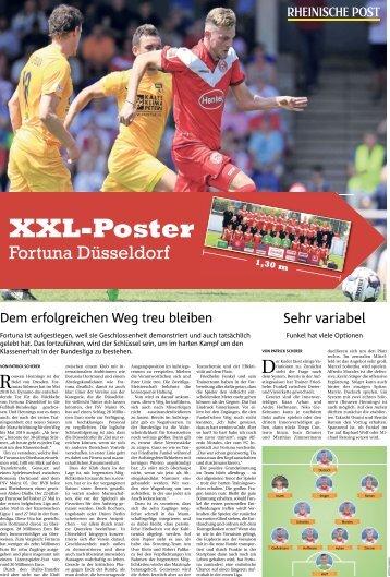 Saisonauftakt Fortuna Düsseldorf  14.08.2018-