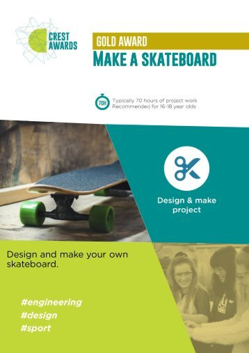 Make a skateboard