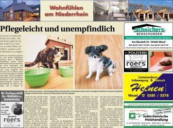 Wohnfühlen am Niederrhein  -15.08.2018-