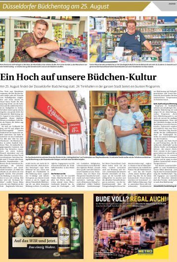 Düsseldorfer Büdchentag  -18.08.2018-