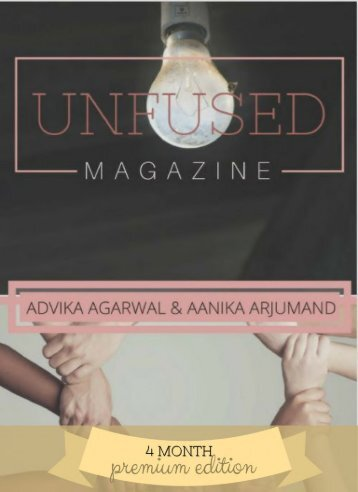 UNFUSED - Issue #2 | The Love In DIversity