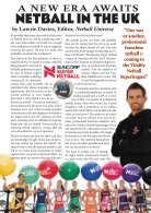 Netball Universe 2017-18 - Page 5
