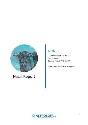 Natal Report Linda