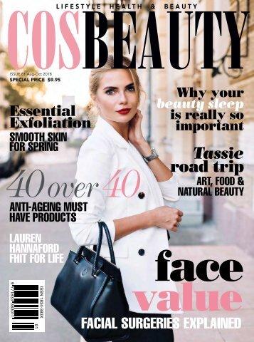 CosBeauty Magazine #81