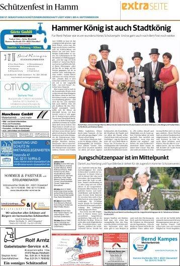 Schützenfest in Hamm -31.08.18-