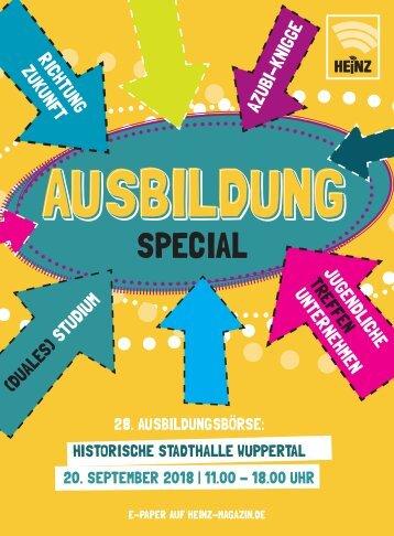 Wuppertaler Ausbildungsbörse 2018