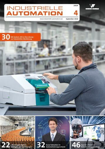 Industrielle Automation 4/2018
