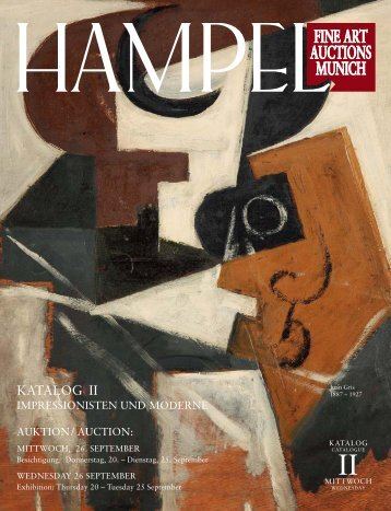 Impressionists & Modern Art
