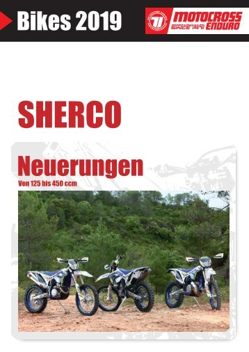 Sherco 2019