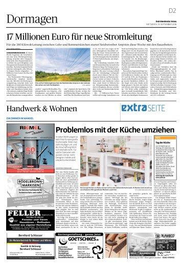 Handwerk & Wohnen  -19.09.2018-