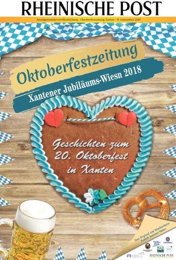 20. Oktoberfest Xanten  -19.09.2018-