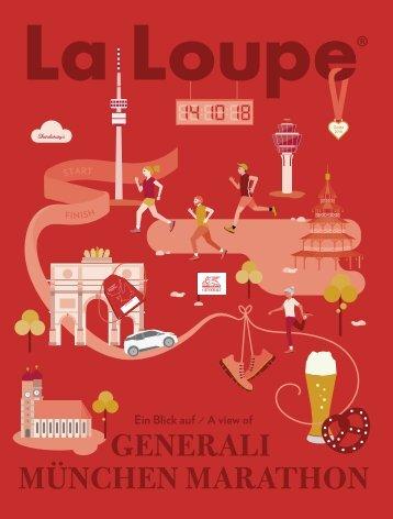 La Loupe Generali München Marathon 2018