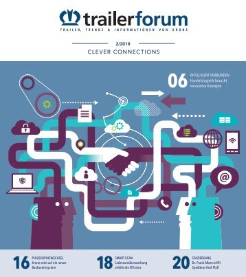 KRONE trailerforum 2018-02 (DE)