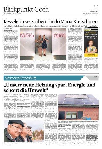 Vervoorts Kranenburg  -21.09.2018-