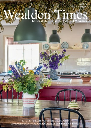 Wealden Times | WT200 | October 2018 | Kitchen & Bathroom supplement inside