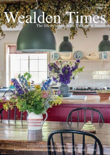 Wealden Times | WT200 | October 2018 | Kitchen & Bathroom supplement inside