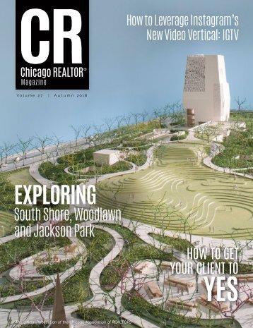 Autumn 2018 CR Magazine