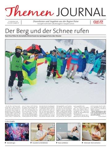 Gleitz Themen Journal – Peiner Land 27.09.18