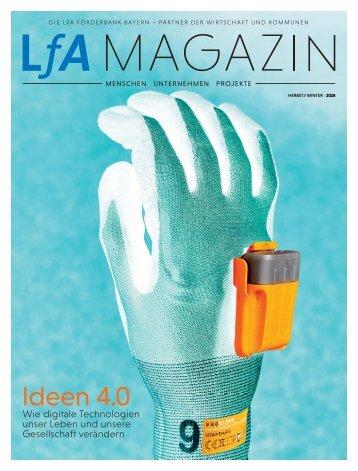 LfA Magazin Herbst / Winter 2018