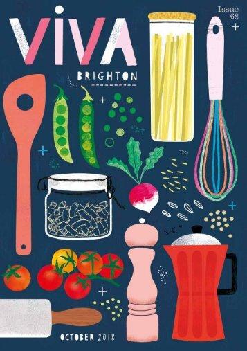 Viva Brighton Issue #68 October 2018