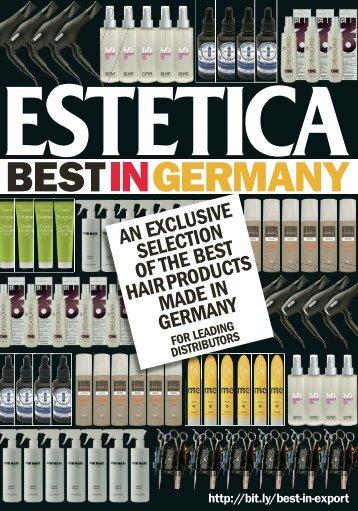 Best in Germany [EsteticaExport]