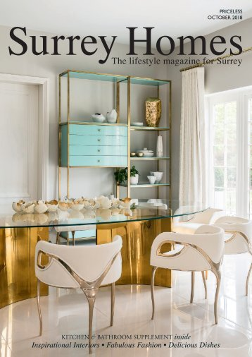 Surrey Homes | SH48 | October 2018 | Kitchen & Bathroom supplement inside