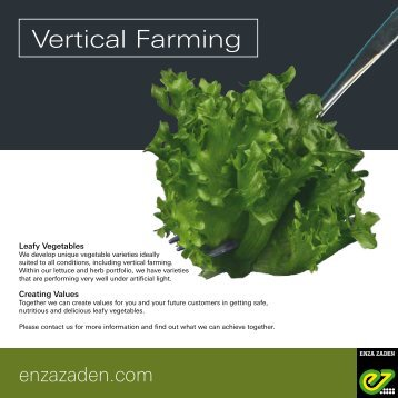 Leaflet Vertical Farming 2018