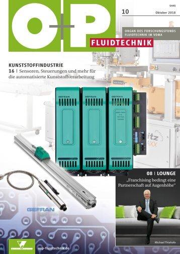 O+P Fluidtechnik 10/2018