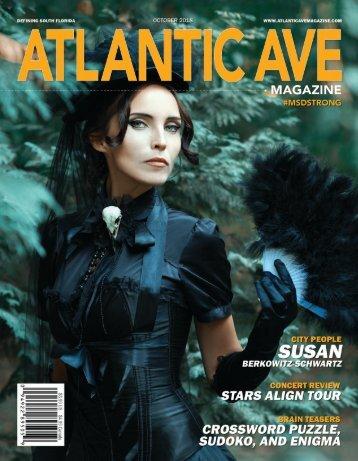 Atlantic Ave Magazine - October 2018