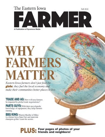 Eastern Iowa Farmer Fall 2018