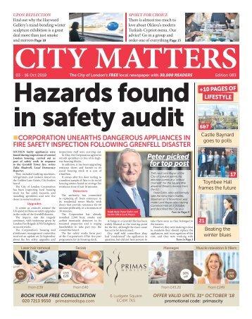 City Matters 083