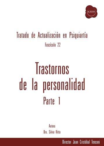 Tratado de Actualización en Psiquiatría - Fascículo 22