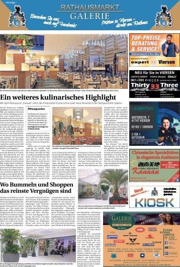 Rathausmarkt-Galerie  -06.10.2018-